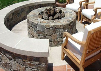 moretons-horteculture-gold-coast-custom-made-stone-fire-pit